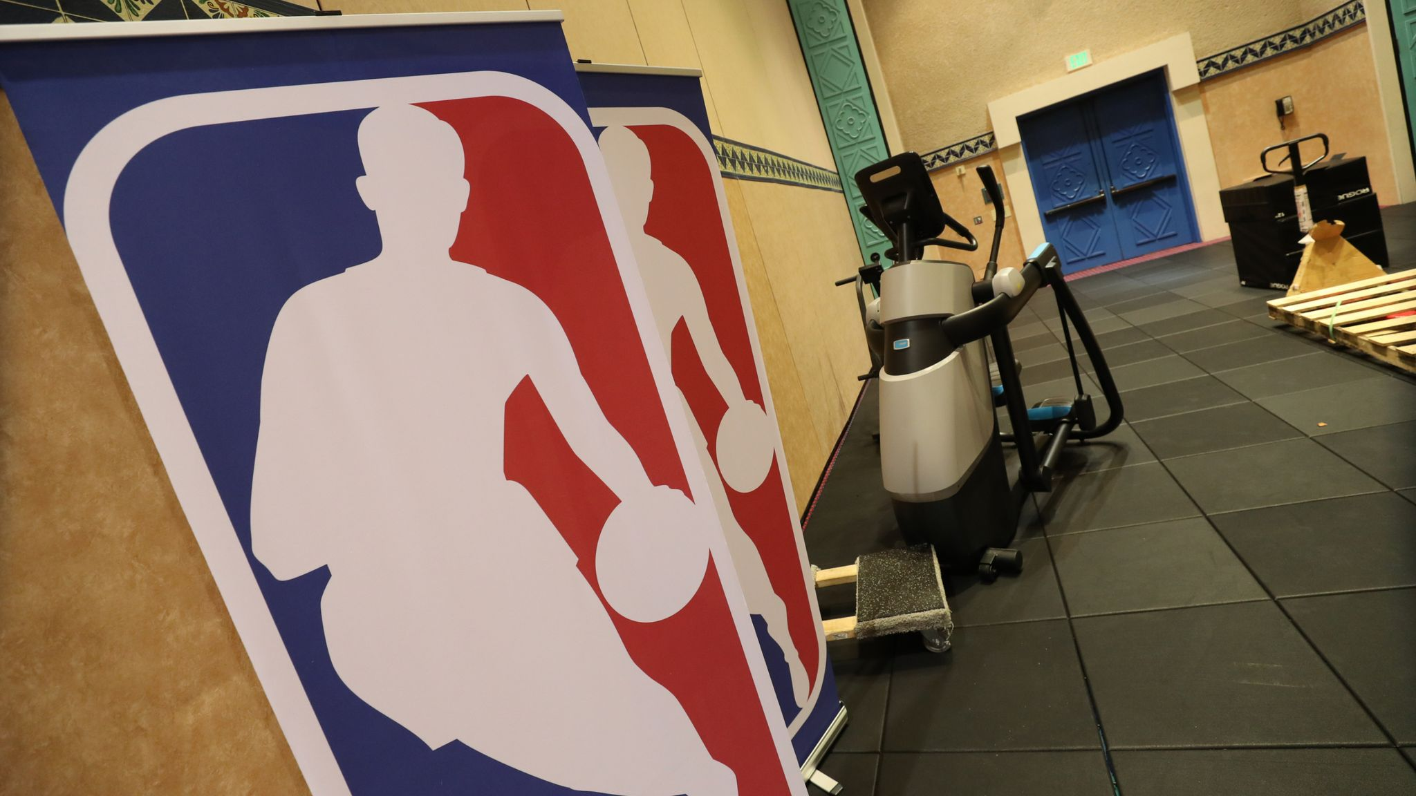 NBA reveals Covid-19 total up to 25 ahead of season restart | NBA ...
