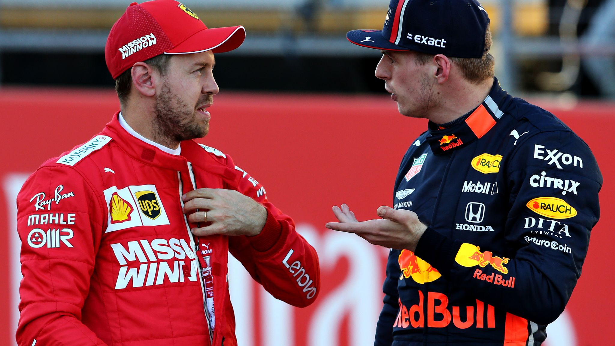 Sebastian Vettel Confirms Renault Talks Would Say Yes To Red Bull F1 News