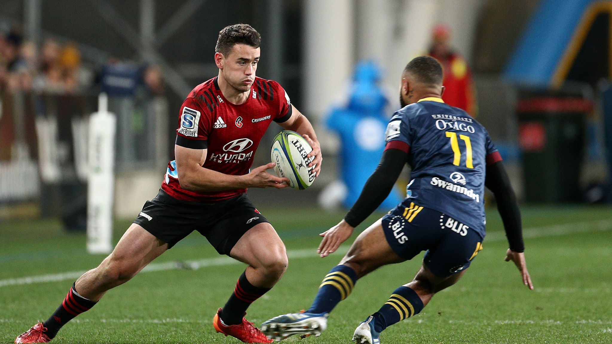 Highlanders 20-40 Crusaders: Will Jordan shines in Crusaders win ...