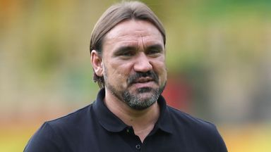 fifa live scores - Norwich boss Daniel Farke not to blame for relegation, says Alex Tettey