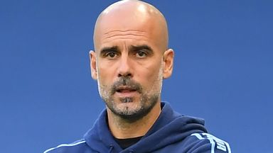 Guardiola confident Man City will overturn CL ban