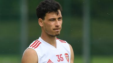 fifa live scores - Gabriel Martinelli: Arsenal striker ruled out until end of 2020 after knee surgery