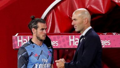 'Everyone is united' - Zidane annoyed by Bale talk