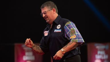 Gary Anderson was beaten in the final of the World Matchplay, but could feature as the PDC continue to rebuild the darting calendar