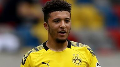 Pep: Sancho City return makes no sense