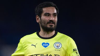 Gundogan: City know where to improve