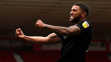 Nahki Wells scored twice in Bristol City's 3-1 win over Middlesbrough