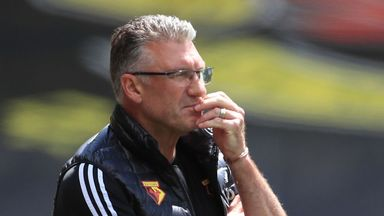 fifa live scores - Nigel Pearson: Former Watford head coach grateful for support after sacking