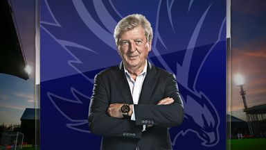 Hodgson on Crystal Palace's next challenge