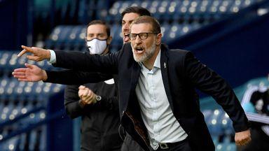fifa live scores - Slaven Bilic urges West Brom to 'finish the job' and secure Premier League promotion