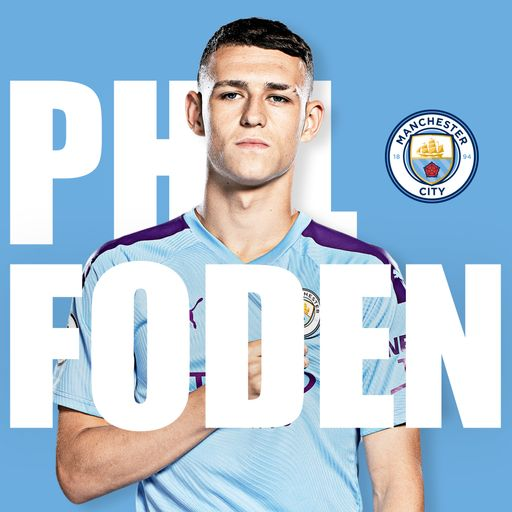 Foden exclusive: His City idol and more