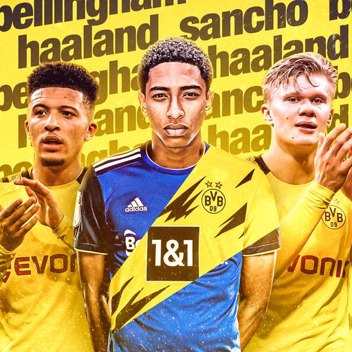 How Dortmund land the world's best youngsters