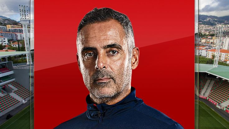 Former Reading head coach Jose Gomes has guided Maritimo to safety