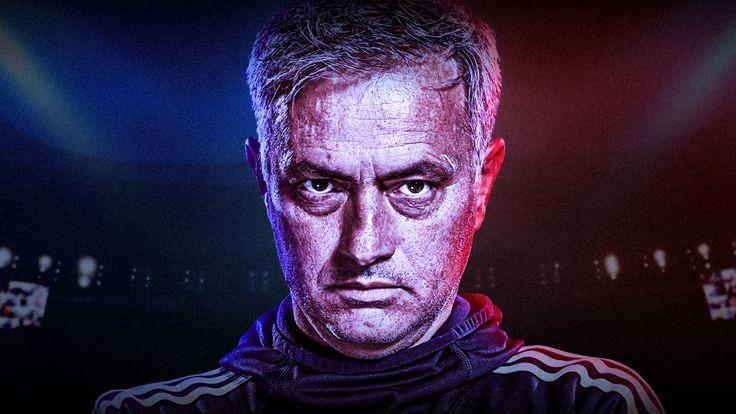 Jose Mourinho for feature