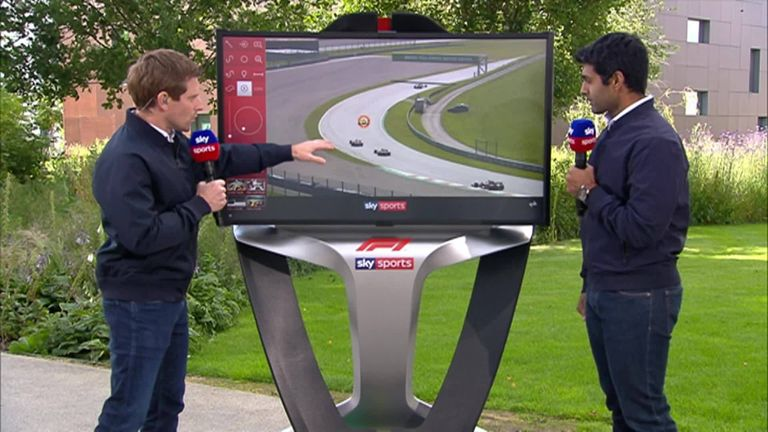 Karun Chandhok and Anthony Davidson are at the SkyPad to analyse Lando Norris' first podium in F1 after a brilliant finish