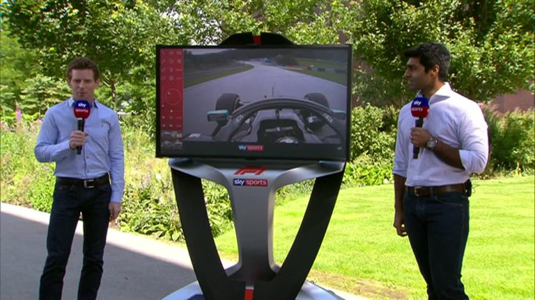 Sky F1's Anthony Davidson and Karun Chandhok review the practice session ahead of this weekend's season-opener in Austria