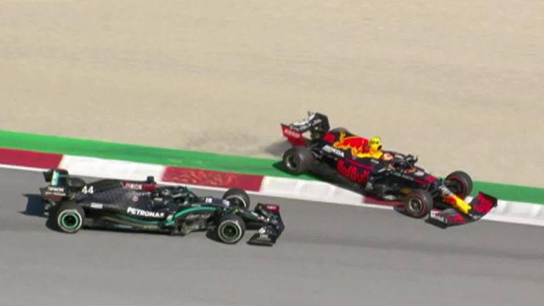 hamilton given grid penalty