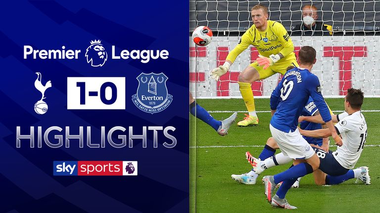 Tottenham 1-0 Everton (მიმოხილვა)