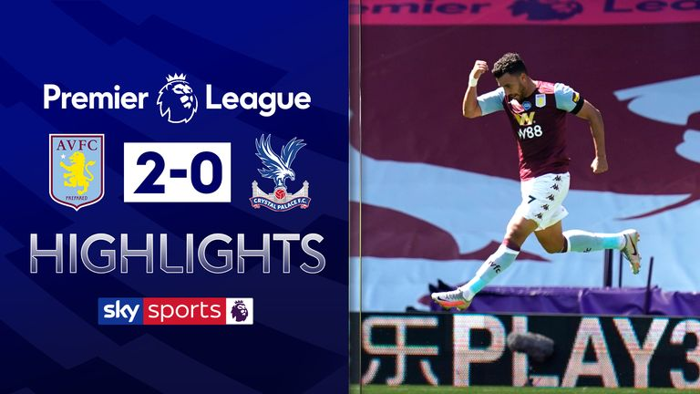 FREE TO WATCH: Highlights from Aston Villa's win over Crystal Palace.