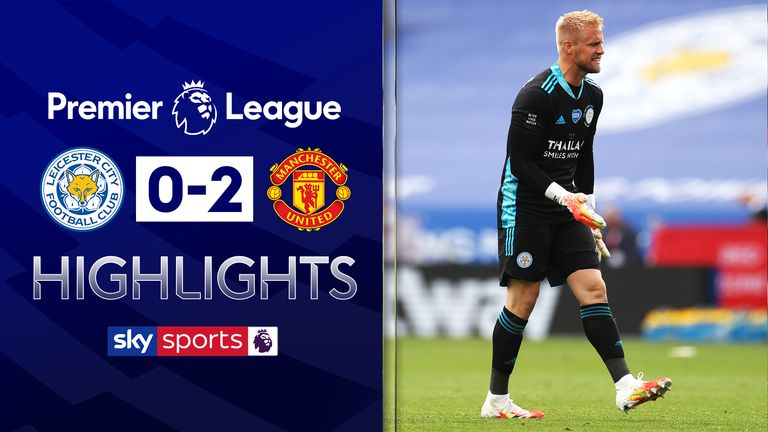 Leicester City 0-2 Manchester