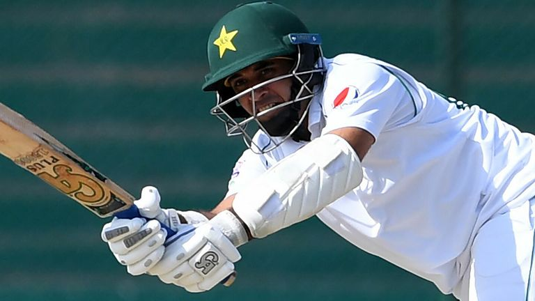 Pakistan's Abid Ali has already secured his place in cricket's history books with an unprecedented double