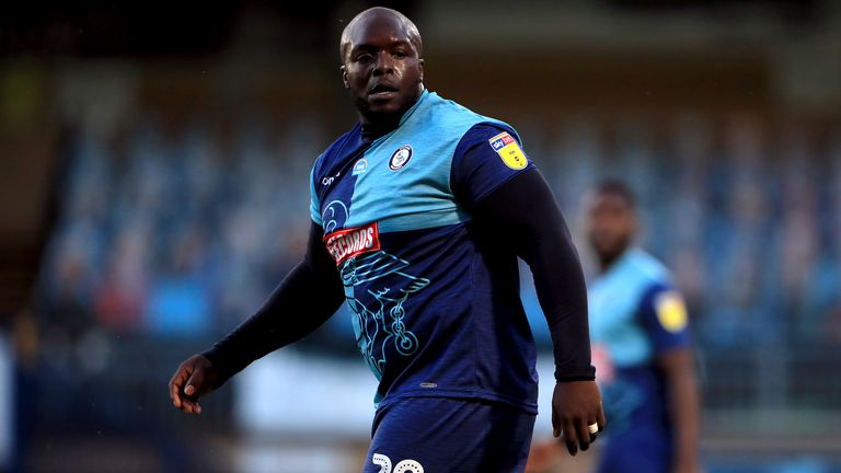 Adebayo Akinfenwa has made over 150 appearances for Wycombe