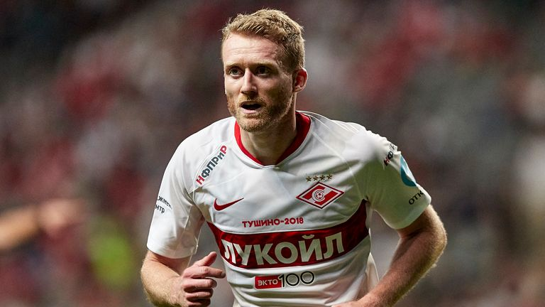 Schurrle spent last season on loan in Russia with Spartak Moscow