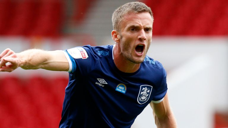 King spent 2020 on loan at Huddersfield, helping them secure Championship survival