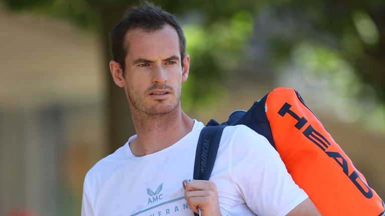 Andy Murray expects more top players to withdraw from this year's US Open