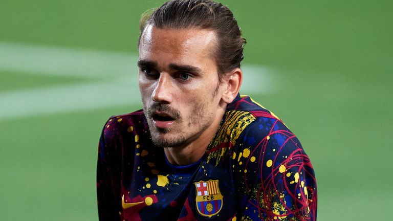 Barcelona suffer Antoine Griezmann injury blow | Football News ...