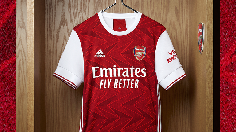 Premier League Kits New Strips For 2020 21 Football News Sky Sports