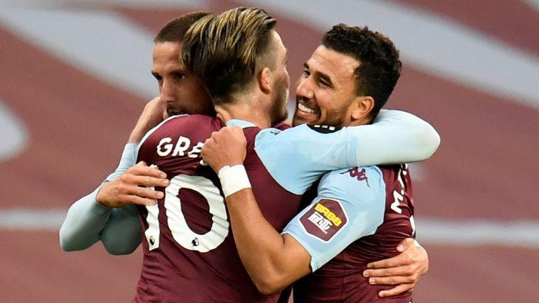 Trezeguet scored Aston Villa's winner against Arsenal