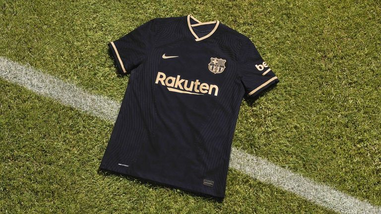 Barcelona are back in black for the first time since 2011/12