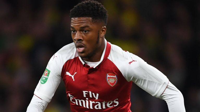 Arsenal used variable sell-on clauses on two transfers, including Chuba Akpom's move to PAOK
