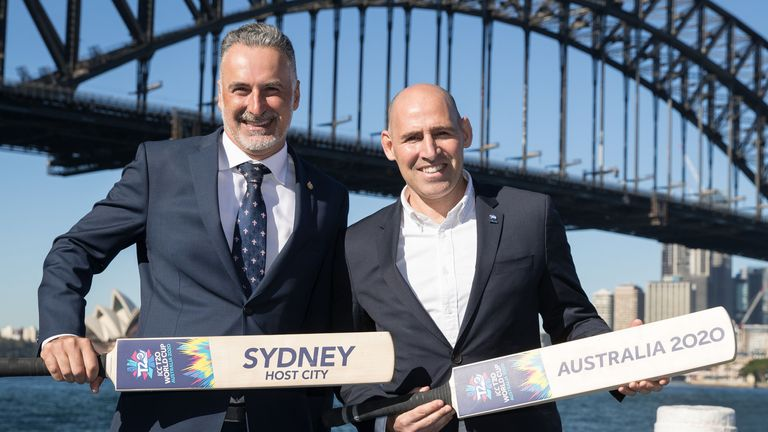 Australia was set to be the venue for 2020 World Cup