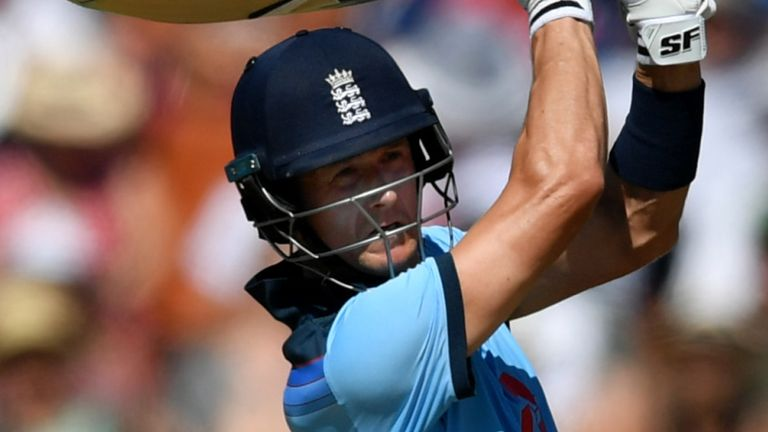 Joe Denly joined up with the England ODI squad after his omission from the Test team at Old Trafford