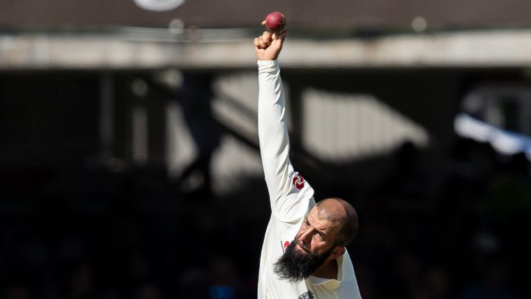 Moeen Ali has not played a Test since the Ashes opener against Australia last August