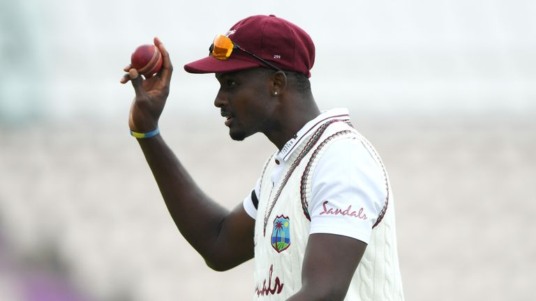 Holder's six wickets in the first innings of the match set the Windies on their way to victory