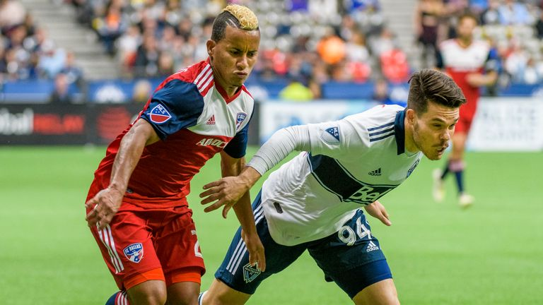 FC Dallas clash with Vancouver Whitecaps in MLS is Back Tournament postponed