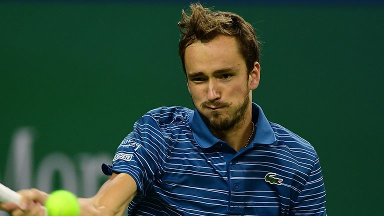 Daniil Medvedev is the defending champion at the Western & Southern Open