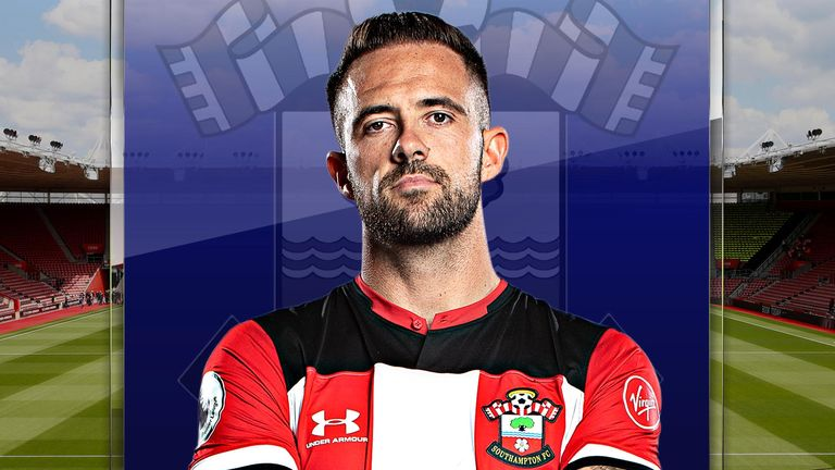 Southampton striker Danny Ings has had a stunning season in front of goal