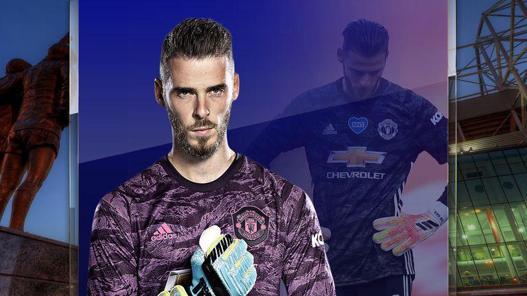 Manchester United goalkeeper David de Gea's performances are under scrutiny
