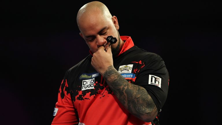 Devon Petersen on painful sacrifices required to chase his darting dreams