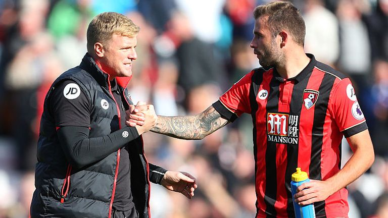 Steve Cook was outspoken in his criticism of Bournemouth following their 4-1 loss to Newcastle, but manager Eddie Howe believes the comments should have remained 'in house'