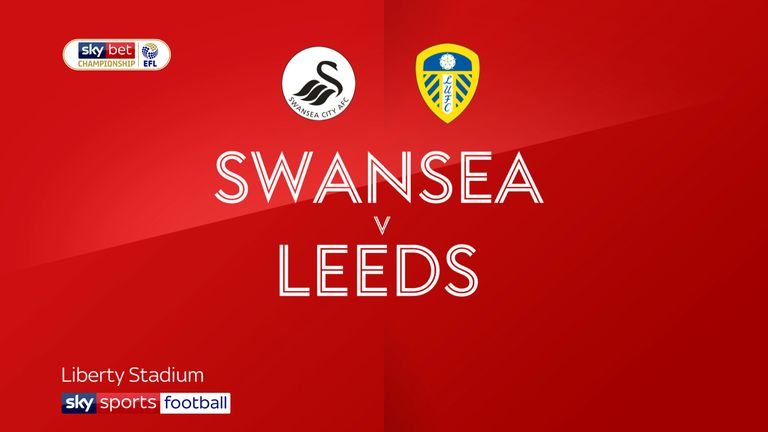swansea v leeds badge
