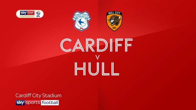 Highlights of the Sky Bet Championship between Cardiff and Hull.