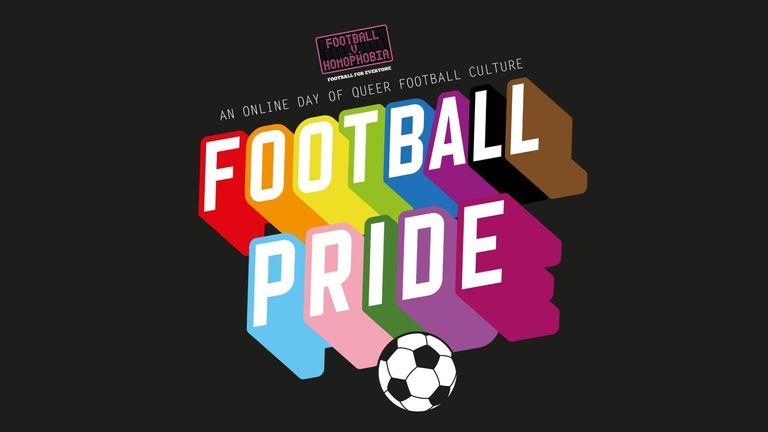 Football Pride logo