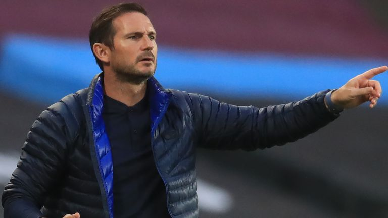 Frank Lampard does not believe the drinks break will continue into next season