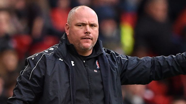 Jim Bentley's Fylde ran Sheffield United close in the FA Cup third round in January, losing 2-1