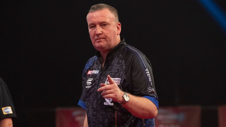 Glen Durrant leads the way in the Premier League after six nights of action came to a close with Duzza claiming a dominant win over Daryl Gurney